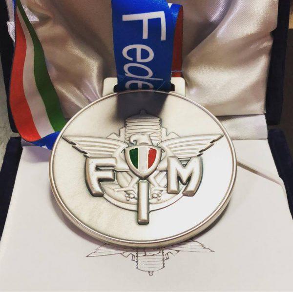 Cerimonia Premiazioni Campionati Italiani Motocross 2018.