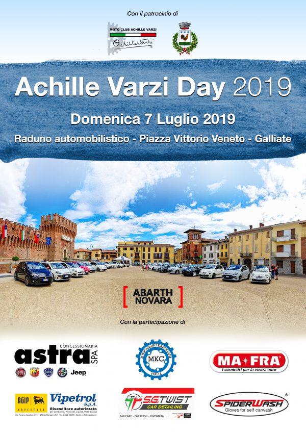 ACHILLE VARZI DAY 2019